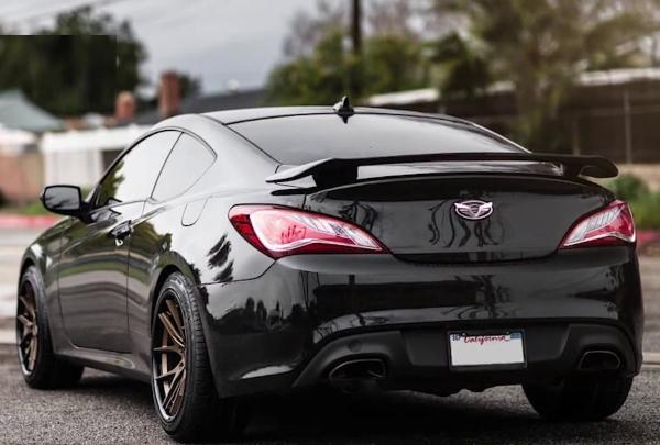 Genesis Coupe 2.0 turbo