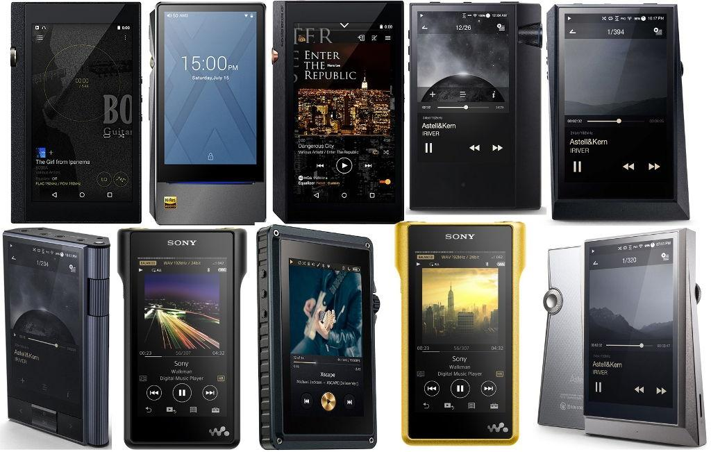 Best portable music players 2018 What HiFi - induced.info
