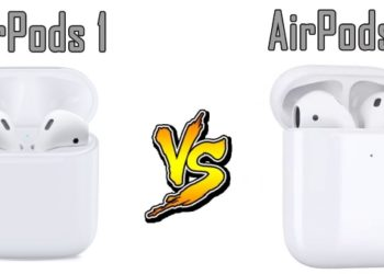 AirPods 1 против AirPods 2